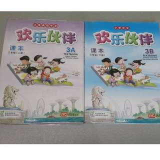 P3 Chinese Text Book