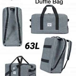 HERSCHEL OUTFITTER LUGGAGE BAG 63L