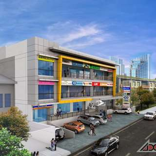 Commercial space for rent very near to edsa