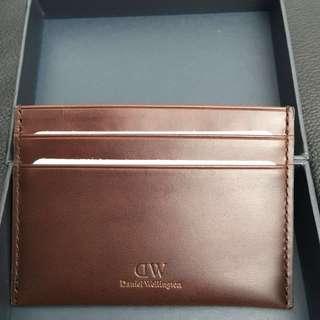 Original Daniel Wellington Card Holder Brown 2 units