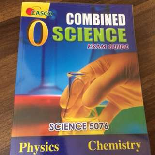 Combined science (Physics, Chemistry) Exam Guide