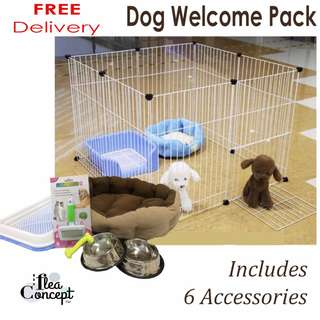 Dog/Pup Welcome Pack