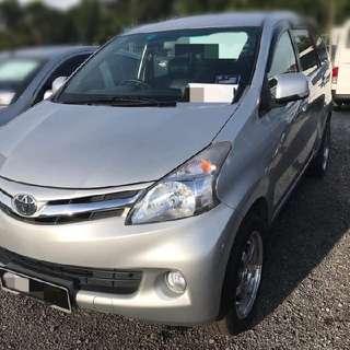 Toyota Avanza 1.5 Gspec Auto Tahun 2012