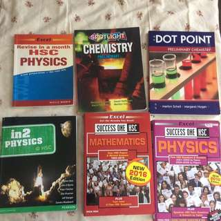 HSC Textbooks!