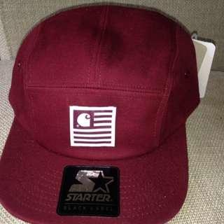 Carhartt adjustable five panel hat