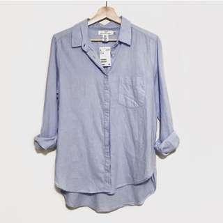 H&M linen shirt BNWT