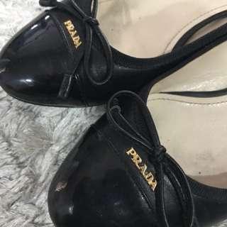 Prada Ballet Pumps