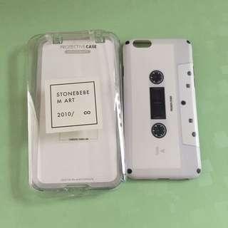 iPhone6/6s case cassette pattern