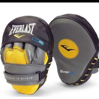 Boxing Everlast Focus Mits