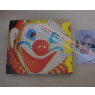 [UNSEAL CD][READY STOCK]SHINEE KOREA  ODD ALBUM WITH JONGHYUN PHOTO CARD(NO POSTER) OFFICIAL ORIGINAL FROM KOREA (PRICE NOT INCLUDE POSTAGE)PLEASE READ DETAILS FOR MORE INFO