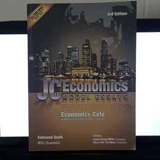 ALEVELS ECONOMICS ESSAY BOOK