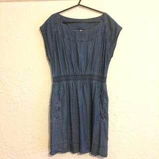 Gorman Organic Denim Dress