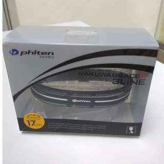 Phiten Brace S 3-Lines Titanium bracelet