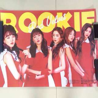 Rookie poster(rare)