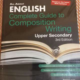 O level english composition guide