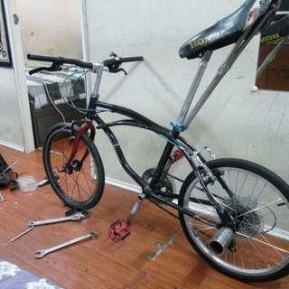 Honda bike 街車