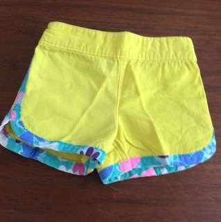 Short pants healthex size 12 (type size kecil)