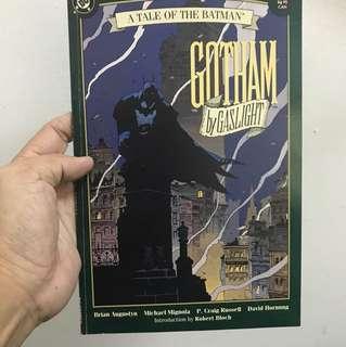 A Tale of the Batman, Gotham