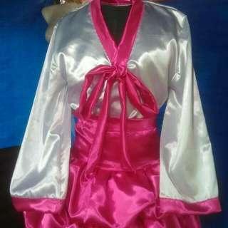 Dynasty ahri cosplay costume