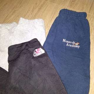 Bundle of Jogging pants