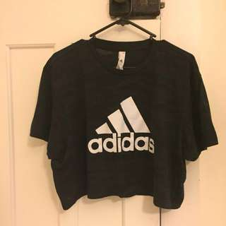 Brand new Adidas crop top