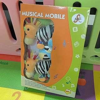 BN Animal Musical Mobile