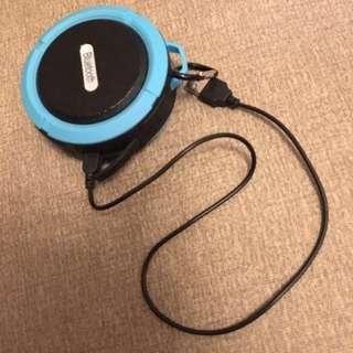 藍芽防水無線喇叭
