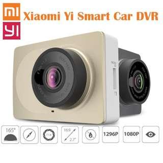 Xiaomi XiaoYi Yi Car Dashcam Driving Recorder Camera 1080P WIFI DVR