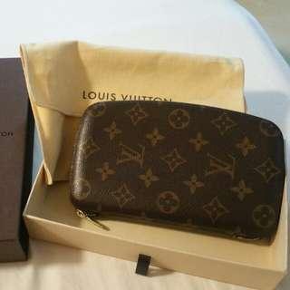 100%正品 LV 銀包 wallet 有盒有塵袋bag