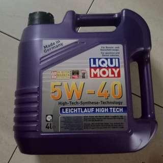 Liqui moly 5w-40