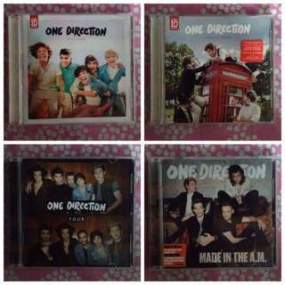 150 EACH! One Direction Albums