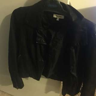 Miss Shop leather jacket