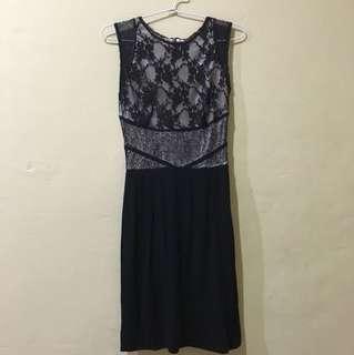 Mango lacey dress