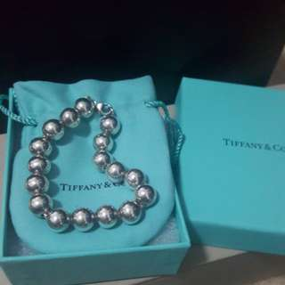 Tiffany & Co Bead Braclet