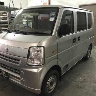 Suzuki Every 660 Manual