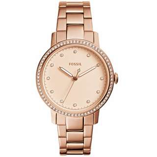[Today Offer] Fossil Rose Gold Watch