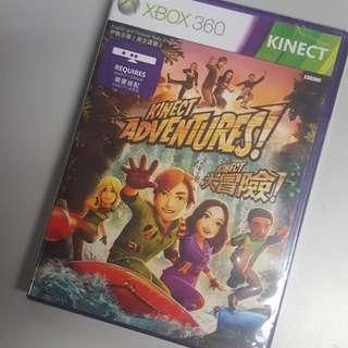 XBOX 360 Kinect Adventures! 大冒險!