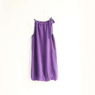 SALE! Blanco Purple Dress