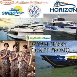 Sindo Ferry Ticket Batam Ferry Tiket Sindo Ferry