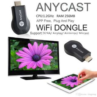 AnyCast M2 Plus 1080P Receiver Dongle