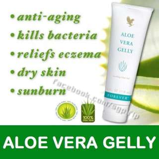 Pure Stabilized FOREVER Aloe Vera Gelly