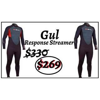 Gul Response Wet Suit