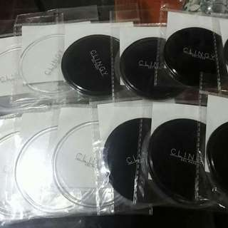 Clingy gel pads; US made