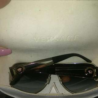 Reduced Authentic Versace Glasses
