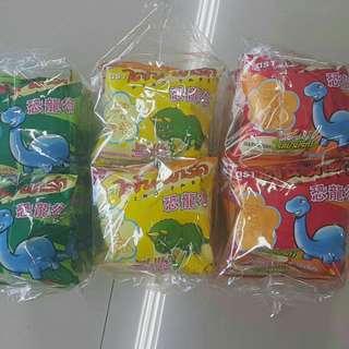 恐龍谷餅乾特賣199元