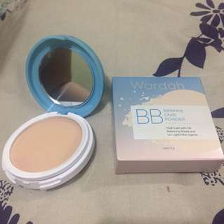 Wardah BB Cake Powder