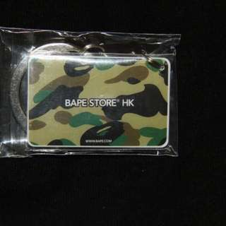 BAPE store hk hong kong sold adult mini octopus 猿人銷售版成人迷你八達通