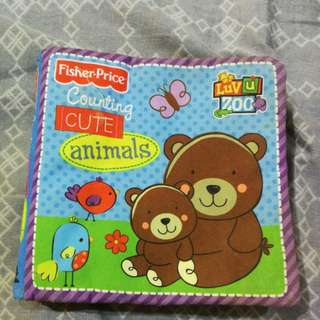 baby numbering book