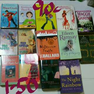 Part 5 Cheapest story books romance thrillers