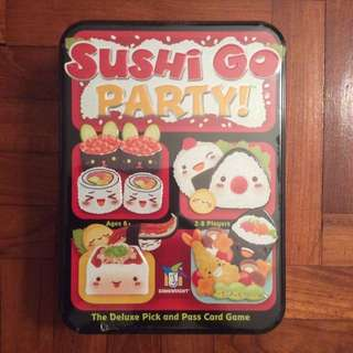 Sushi Go Party board game (NOT FAKE)